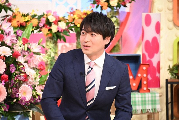 『メレンゲの気持ち』<ゲスト>桝太一 (c)NTV