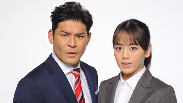 照英さんと、2021年新イメージキャラクター伊原六花さんを起用した新TVCM「人気商品新価格篇」を、3月18日(木)より全国で放映致します。