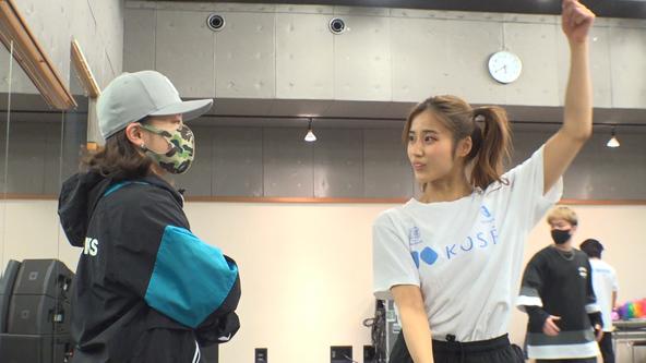 9チームによる日本初のプロダンスリーグ「Dリーグ」で優勝を目指す!女性ブレイクダンサーに密着!3/28(日)BACKSTAGE(バックステージ) (1)