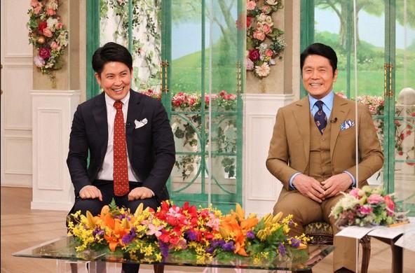 『徹子の部屋』<ゲスト>峰竜太 長男・下嶋兄 (c)テレビ朝日