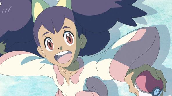 5月7日(金)放送のアニポケにアイリスが登場!声優・悠木碧さんからコメントが到着! (C) Nintendo・Creatures・GAME FREAK・TV Tokyo・ShoPro・JR Kikaku (C) Pokemon