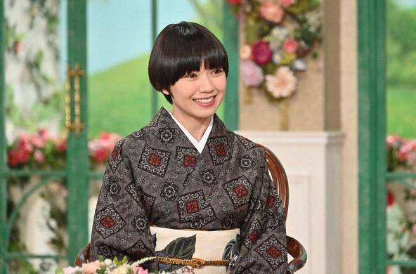 『徹子の部屋』<ゲスト>二階堂ふみ (c)テレビ朝日