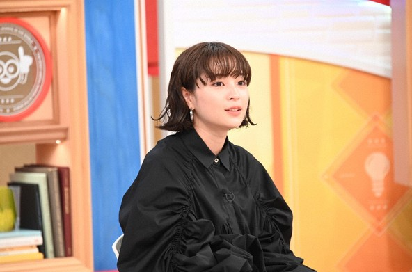 『世界一受けたい授業』広瀬すず (c)NTV