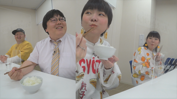 タイムマシーン3号・関とANZEN漫才・あらぽんが「美味しいハンデ」ではらぺこツインズに挑む! (1)