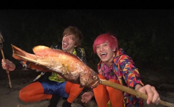『アイアム冒険少年』SP 兼近大樹・りんたろー。(EXIT)(2) (c)TBS