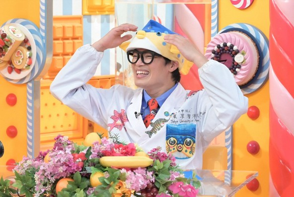 『マツコの知らない世界』「春に美味しいお魚の世界」<ゲスト>さかなクン (c)TBS