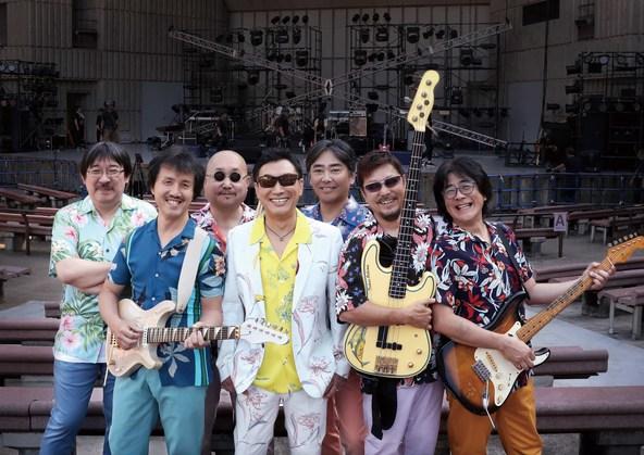 オリジナルメンバーによる奇跡の再結成を果たした杉山清貴&オメガトライブ、ツアー振り替え公演の模様が生中継決定!
