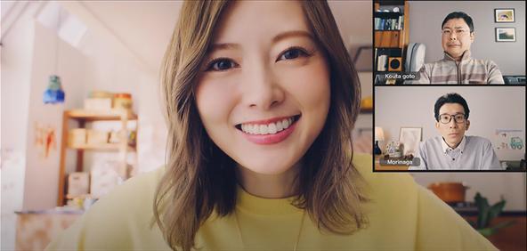 白石麻衣さんがSaaS認証基盤/IDaaS「HENNGE One」を紹介するスペシャル動画を公開! (1)