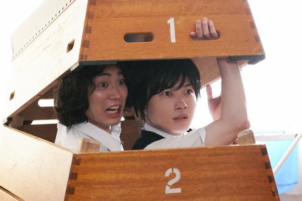 『コントが始まる』場面写真(1) (c)NTV
