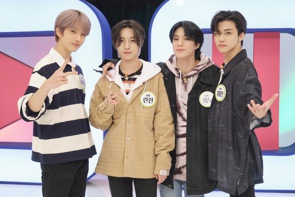 【KNTV】一足早く現場リポートをお届け!NCT DREAMがゲスト出演『SUPER JUNIORのアイドルVSアイドル』 (1)  (C)Stream Media Corporation