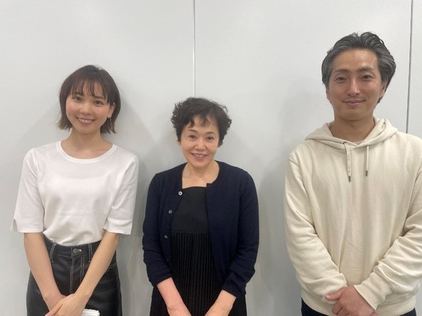 大竹しのぶさんがゲスト出演「これこそラジのすけ!」二人の出会いから演技論まで語りつくす (1)