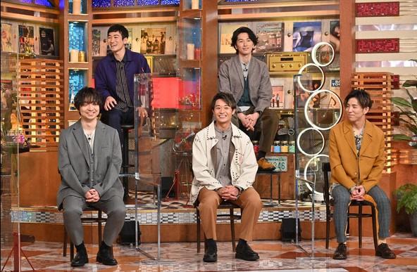 『関ジャム 完全燃SHOW』三浦大知 s**t kingz (c)テレビ朝日