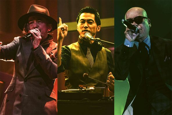 RHYMESTER、圧巻の「MTV Unplugged」パフォーマンス秘話&ここでしか聴けない音楽談義も!?『Monthly Artist File-THE VOICE-』