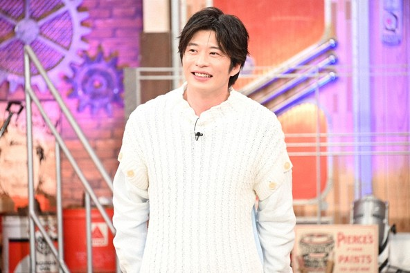 『ウチのガヤがすみません!』<ゲスト>田中圭 (c)NTV