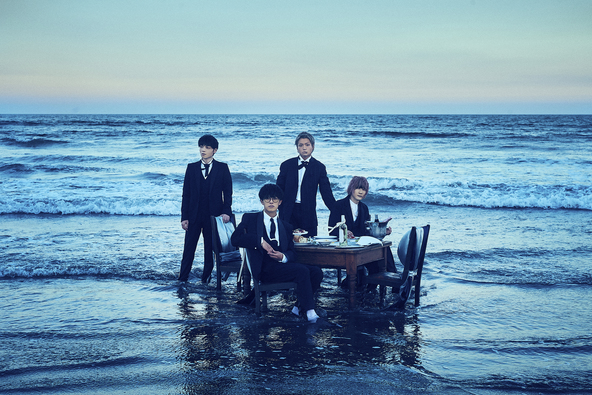 BLUE ENCOUNT、初の横浜アリーナ公演!『BLUE ENCOUNT 〜Q.E.D : INITIALIZE〜』が6月放送&配信決定
