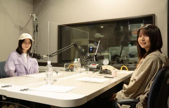 上白石萌歌がナビゲーターを務めるJ-WAVE 81.3FM『GYAO! #LOVEFAV』ゲストとの対談コーナーが「GYAO!」で映像配信スタート!