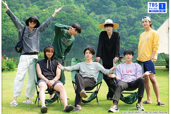 BTS最新のリアルバラエティー番組 『In the SOOP BTS ver.』5月18日(火)午後11時TBSチャンネル1でテレビ初独占放送! (1)