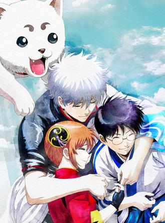 「銀魂」これが本当の最後!『銀魂 THE FINAL』Blu-ray&DVDの発売が決定! (1)  (C)空知英秋/劇場版銀魂製作委員会