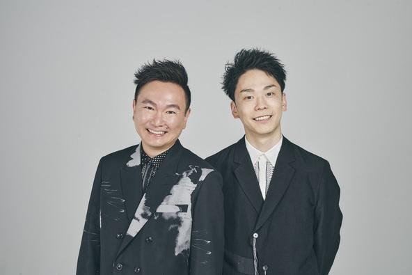 日本一のカリスマ美容師の手によって、かまいたちが大胆イメチェン!みちょぱプロデュースにより、かまいたちの新しい宣材写真が完成! (1)
