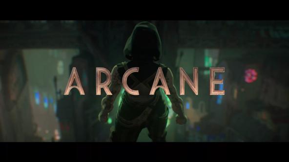 『リーグ・オブ・レジェンド』初のアニメシリーズ『Arcane』を2021年秋Netflixで世界に向けて配信決定! (1)