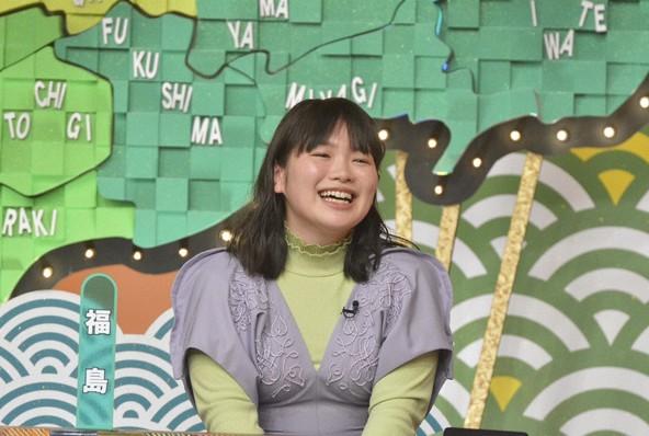 『秘密のケンミンSHOW極』<ゲスト>富田望生(1) (c)ytv