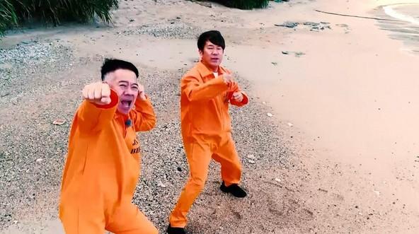 『アイ・アム・冒険少年』「脱出島」FUJIWARA(2) (c)TBS