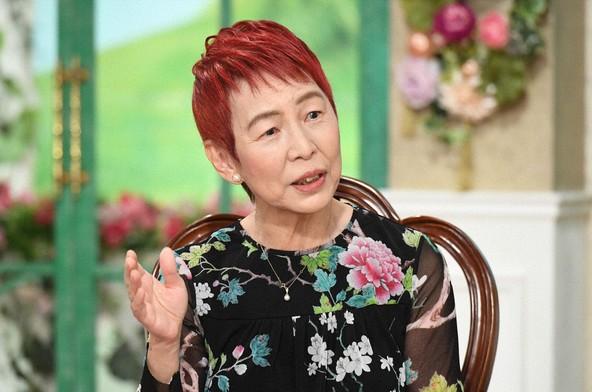 『徹子の部屋』<ゲスト>上野千鶴子 (c)テレビ朝日
