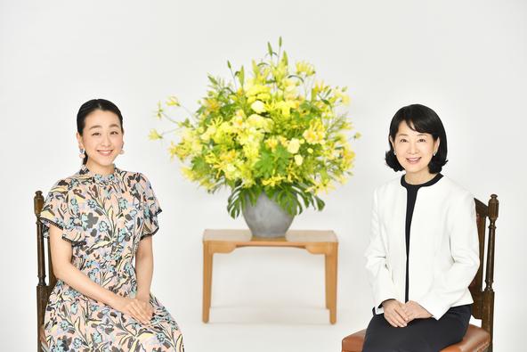 吉永小百合さんと浅田真央さんとの初の対談が実現 (1)