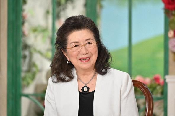 『徹子の部屋』<ゲスト>石井幹子 (c)テレビ朝日
