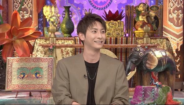 『今夜くらべてみました』<ゲスト>與真司郎(AAA) (c)NTV