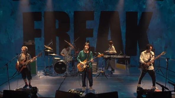 ネクライトーキー バンドの更なる進化を見せたニューアルバム「FREAK」リリース記念配信ライブで世界を魅了! (1)