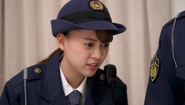 『THE突破ファイル』「突破交番」新條由芽 (c)NTV