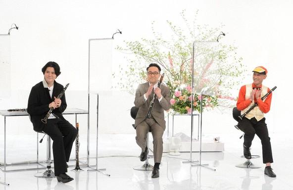『題名のない音楽会』<ゲスト>吉田誠、谷口英治、瀬戸信行(1) (c)テレビ朝日