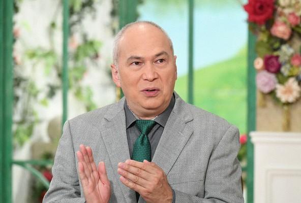 『徹子の部屋』<ゲスト>モーリー・ロバートソン (c)テレビ朝日