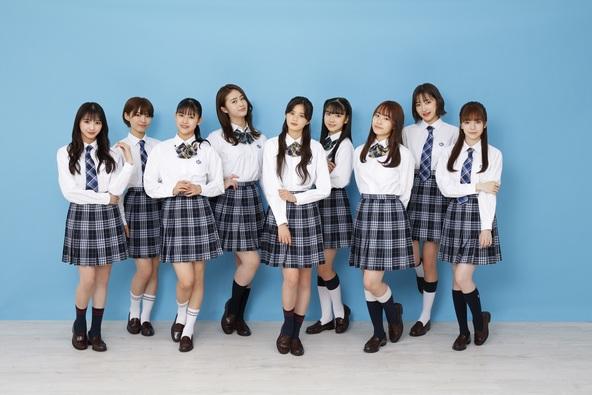 ティーン女子に人気急上昇中!!Girls²の9人全員で初主演!ドラマ「ガル学。~ガールズガーデン~」 (1)