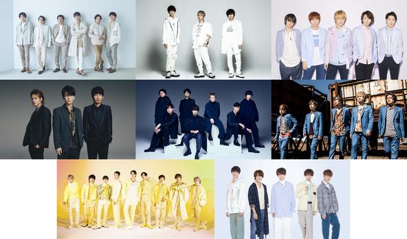 『テレ東音楽祭2021』出演アーティスト第1弾 (c)テレビ東京