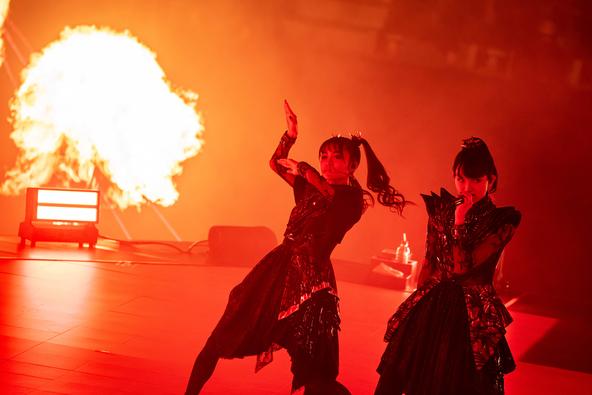 「10 BABYMETAL BUDOKAN ~LEGEND~」いよいよ、6月26日(土)放送&配信!えりすぐりの楽曲で構成したWOWOWバージョンでお届け! (1)