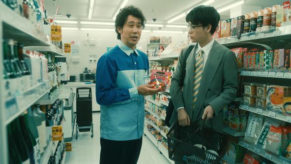 大泉洋さん・成田凌さん出演のテレビCMシリーズ第3弾 『すべてを突破する。TOPPA!!!TOPPAN フードロス篇』放映開始 (1)