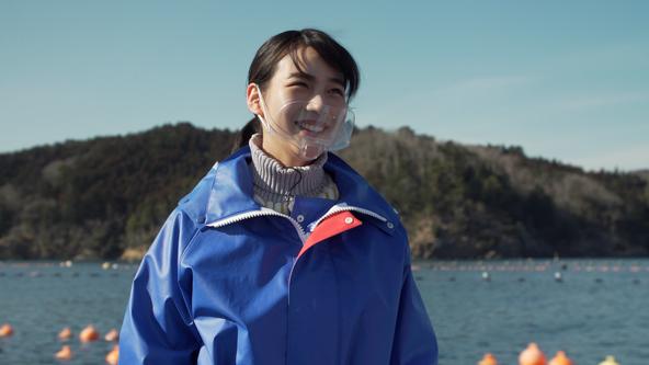 旅チャンネル「のんが行く!東北ふれあい旅」岩手県に続いて、宮城県石巻と女川へ