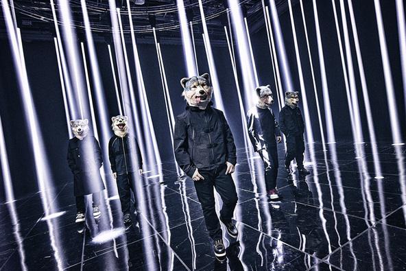 """MAN WITH A MISSION"" 最新アーティスト写真を公開!17日(土)に最新曲「Merry-Go-Round」をデジタルリリース!! (1)"