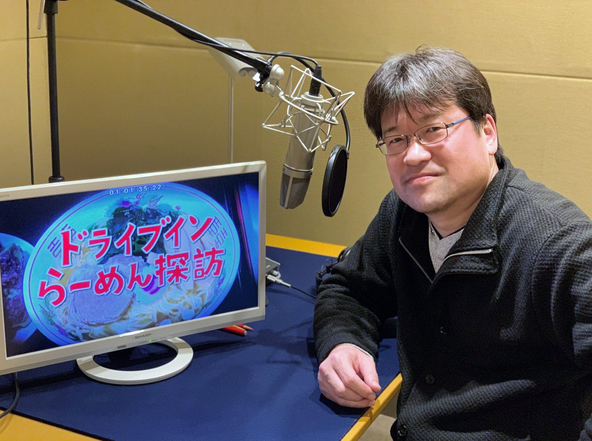 ラーメン同様、ハマってしまう佐藤二朗のらーめんナビゲート!「ドライブインらーめん探訪」(旅チャンネル) (1)  TM & (C) 2021 Turner Japan.