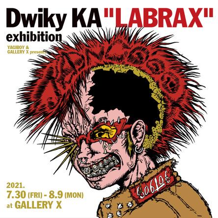 Dwiky KA展を記念したHYSTERIC GLAMOUR、BiSH、河村康輔、Tappeiらとのコラボ実現 (1)