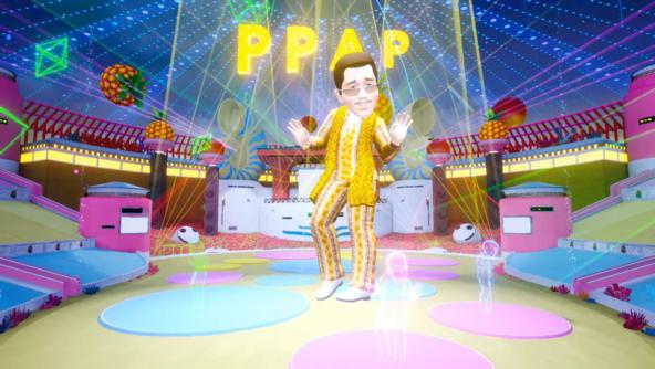 """アバターとなって一緒にPPAPを踊ろう!ピコ太郎によるヴァーチャルライブ""""ピコ祭り"""" 8月22日に開催! 計2億人フォロワーに発信! (1)"""