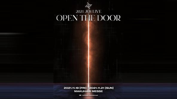 JO1 「2021 JO1 LIVE