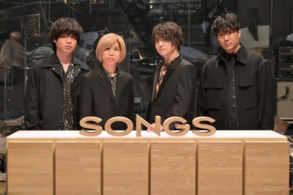 『SONGS』Official髭男dism (c)NHK