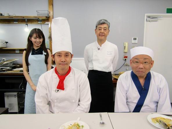 『1×8いこうよ!』「シェフ大泉が切り拓く!北海道『新定番』食材探し」Part3 (c)STV