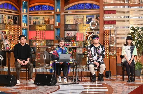 『関ジャム』スタジオ収録の様子 (c)テレビ朝日