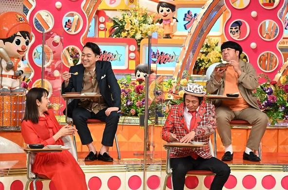 『ジョブチューン』SP 矢田亜希子、堀内健、バナナマン (c)TBS