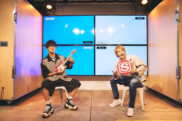 手越祐也の音楽レギュラー番組「スペプラ手越 ~Music Connect~」第3回目のゲストは田邊駿一(BLUE ENCOUNT)!バイブスの合った二人がブルエンの「バッドパラドックス」をセッション! (1)