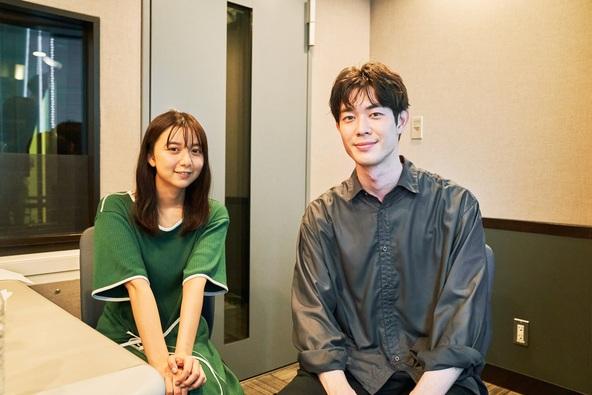 上白石萌歌がナビゲーターを務める『GYAO!#LOVEFAV』に共演経験が多く、親交が深い俳優・宮沢氷魚がゲスト出演! (1)